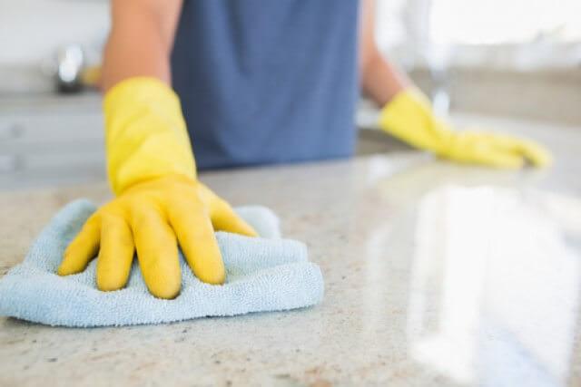 Come pulire un lavandino in marmo
