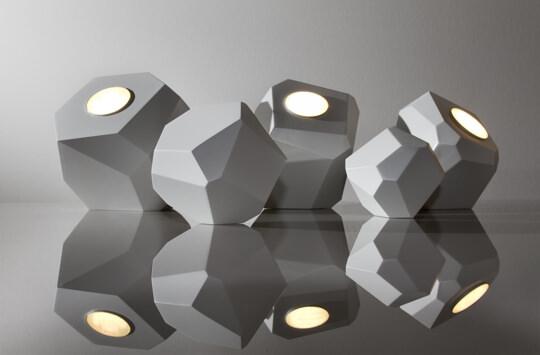 Lampade da tavolo design consiglicasa - Lampade da tavolo di design ...
