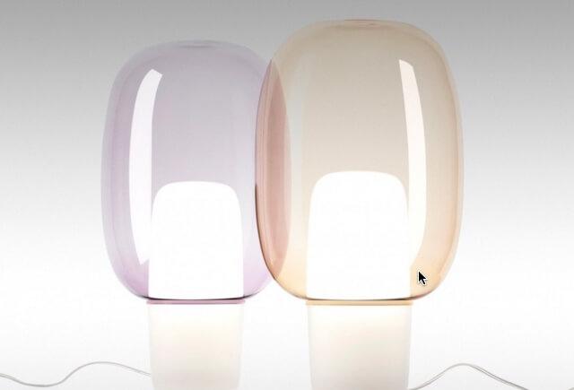 lampade da tavolo design foscarini