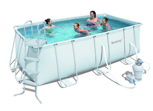 Piscine fuori terra bestway guida all 39 acquisto for Accessori piscine fuori terra bestway