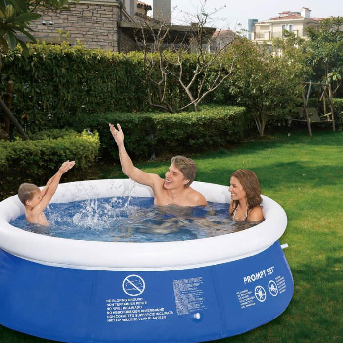 piscine fuori terra gonfiabili