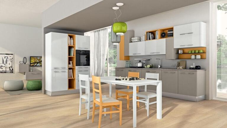Come scegliere il colore di una cucina | ConsigliCasa