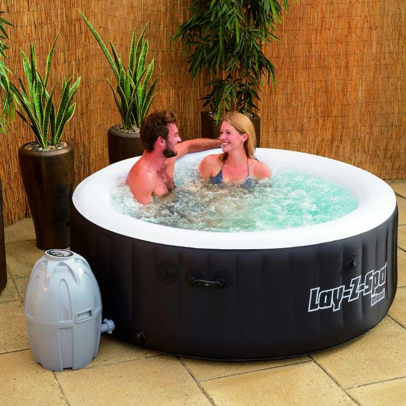 piscine fuori terra gonfiabili idromassaggio